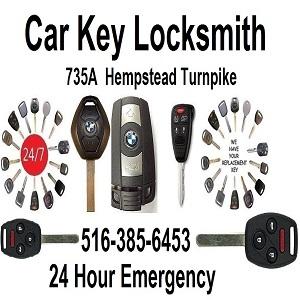 Car Key Locksmith Inc