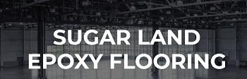 Sugar Land Epoxy Flooring