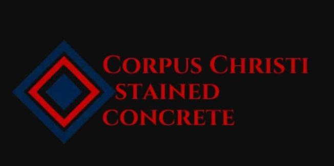 Corpus Christi Stained Concrete
