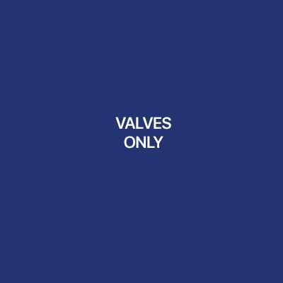 Valves Only