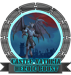 Castle Nathria Heroic Boost