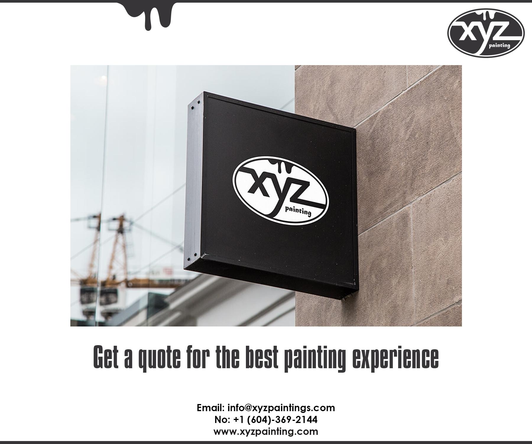 Painting Companies Near Me - XYZ Painting