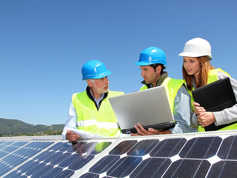 BEST ROOFING SERVICES - Solar Panel Installation Cost Santa Ana CA