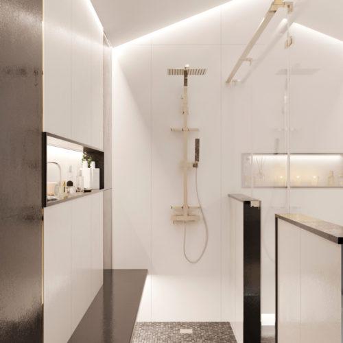 Custom Luxury Bathroom Remodeling