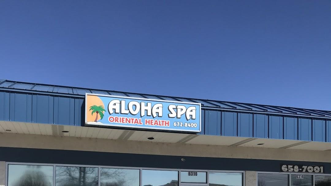 Aloha Oriental Spa Asian Massage Open