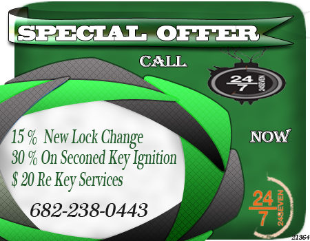 24 Hour Locksmith Fort Worth