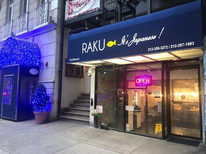 Raku It's Japanese