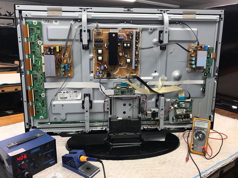 Affordable TV Repair Lakewood WA | All Tec SVS