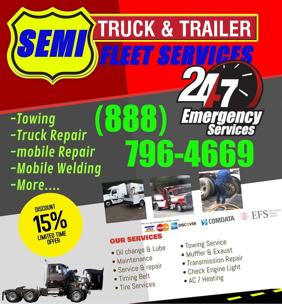 Semi Fleet Services