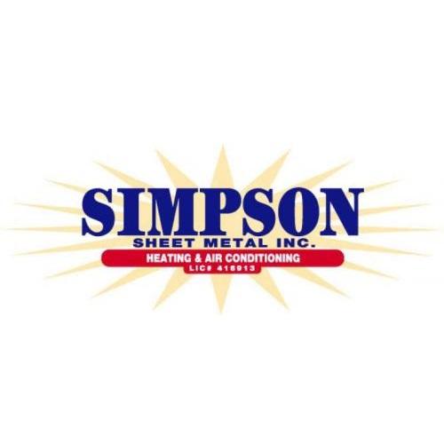 Simpson Sheet Metal Inc