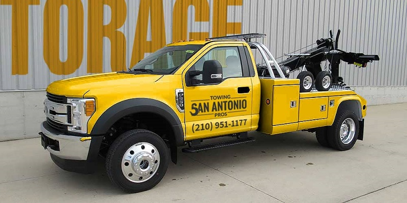 Towing San Antonio Pros