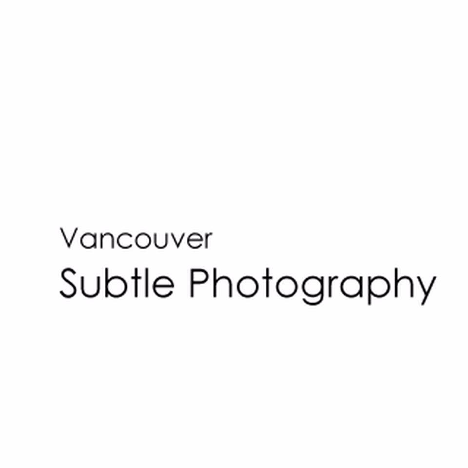 Vancouver Subtle Photography