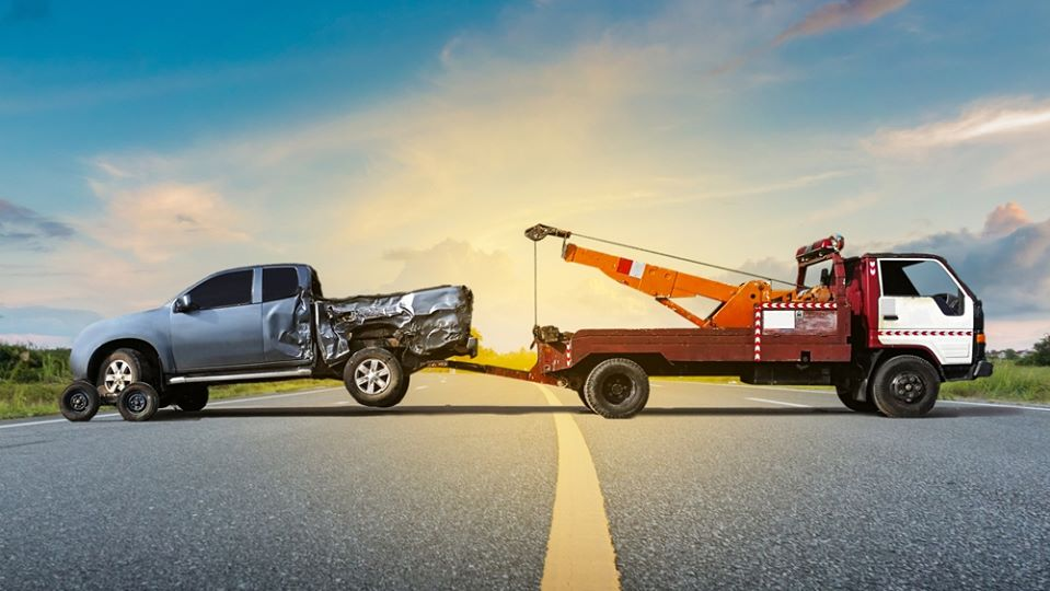 Grand Forks Towing Service