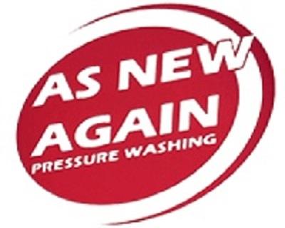 As New Again Pressure Washing
