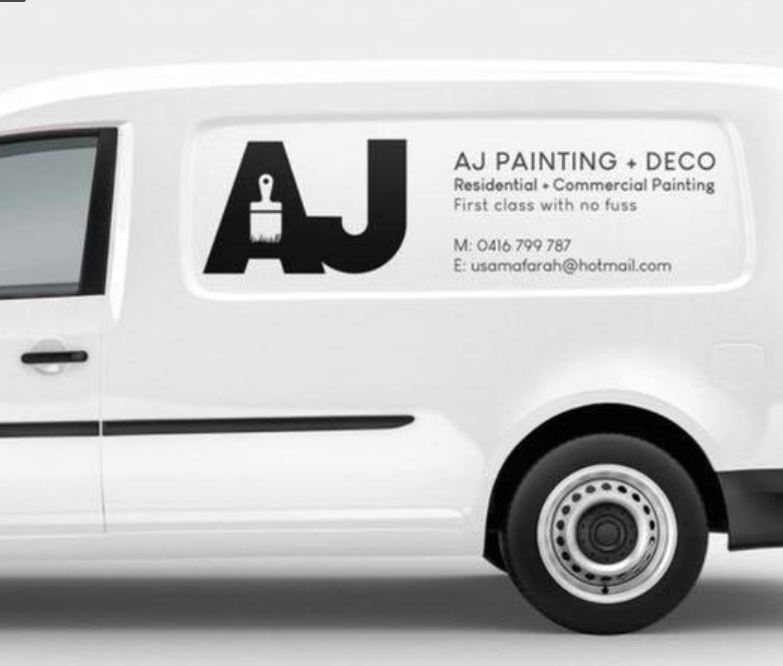 AJ Painting and Deco