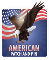 American Patch and Pin