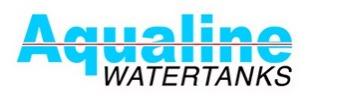Aqualine Steel Rainwater Tanks