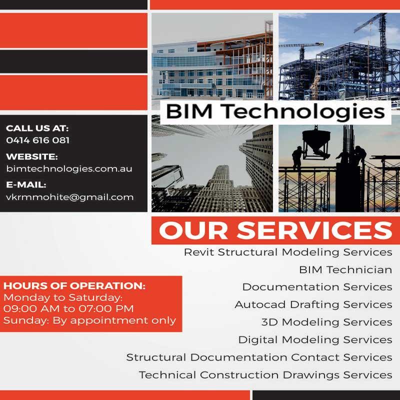 BIM Technologies Moorabbin
