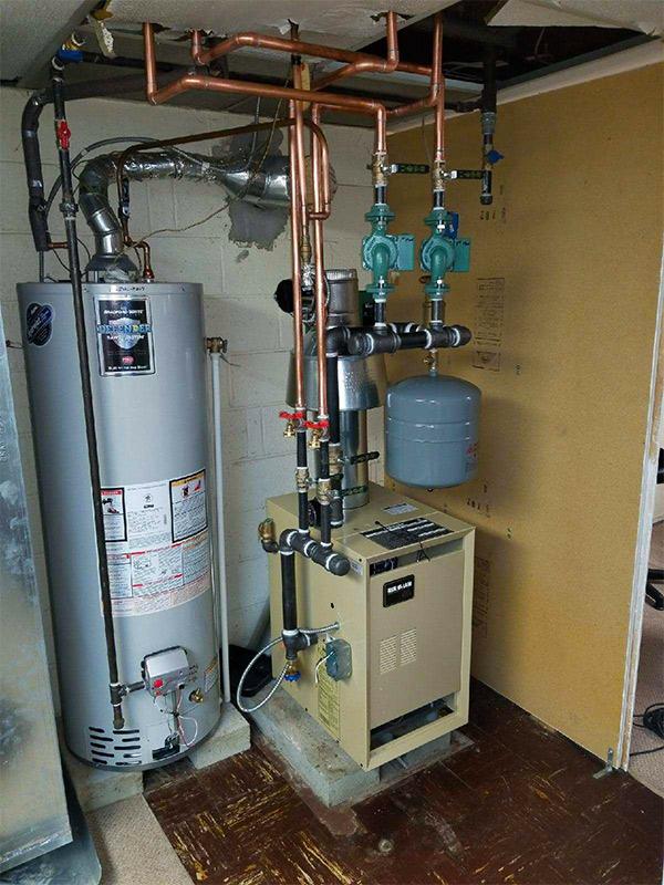 Efficiency Plumbing & Heating Services