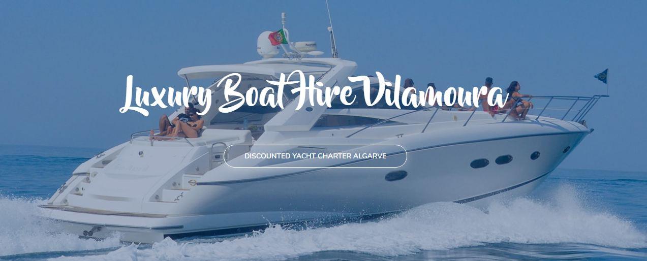 Luxury Boats Algarve