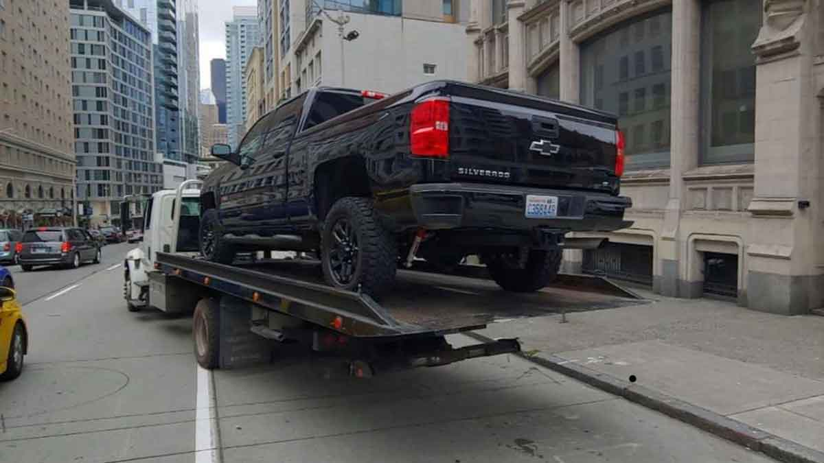 Tacoma's Finest Towing
