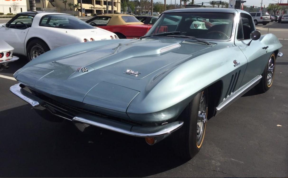 OMG Inter Classic Cars Los Angeles
