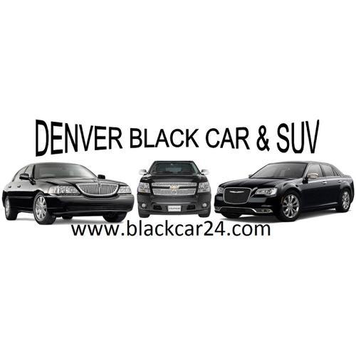 Denver Black Car SUV