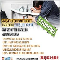 Water Heater Friendswood