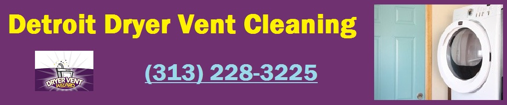 Detroit Dryer Vent Cleaning