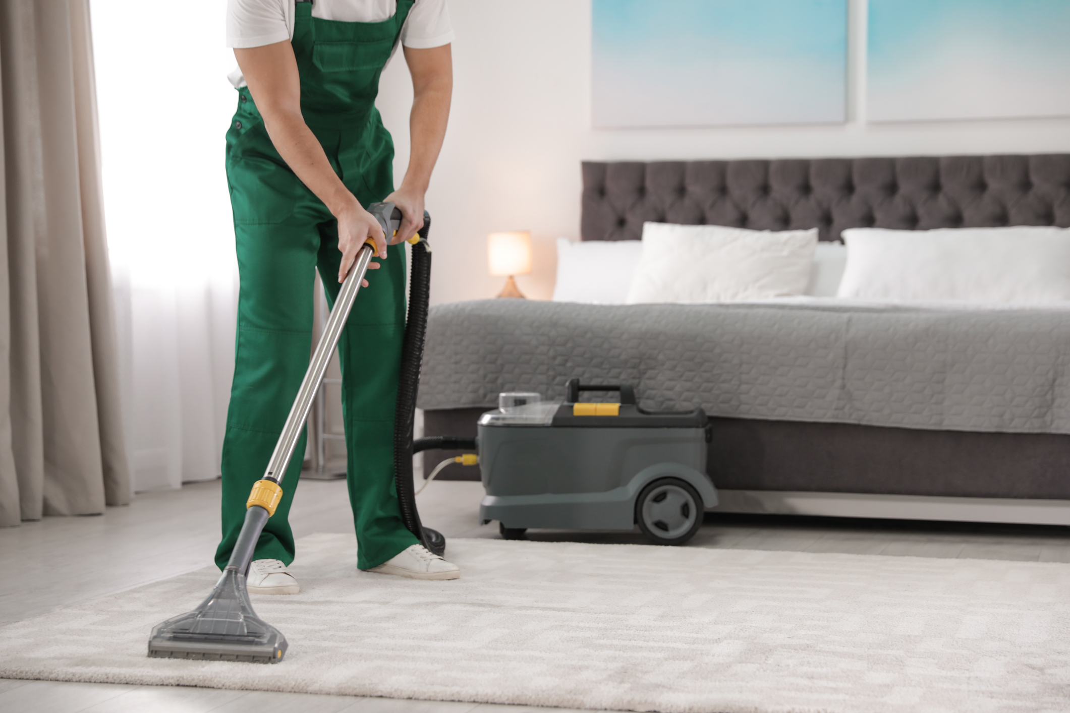MGI Carpet Cleaners
