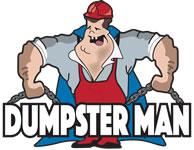 Newport Dumpster Rental Man