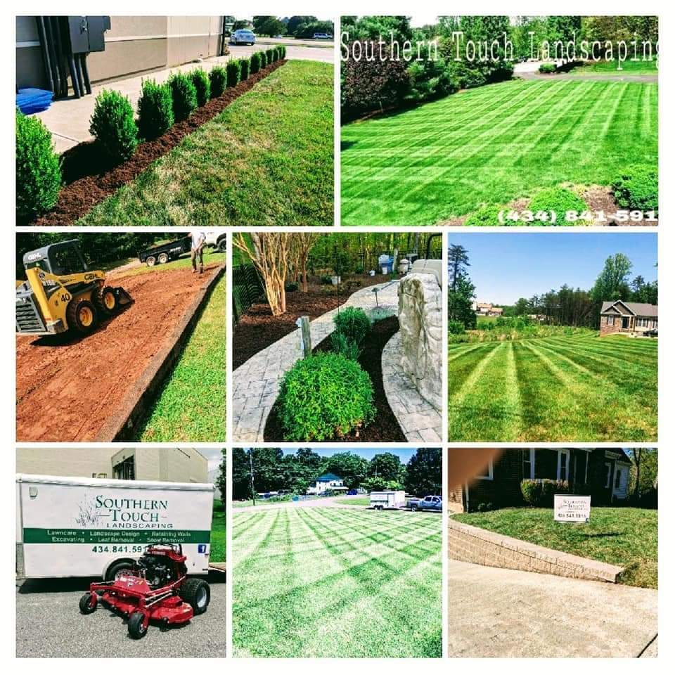 Southern Touch Lawn and Landscaping LLC