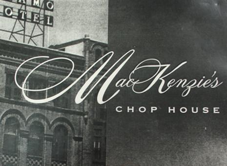 MacKenzie's Chop House