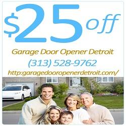 Garage Door Opener Detroit