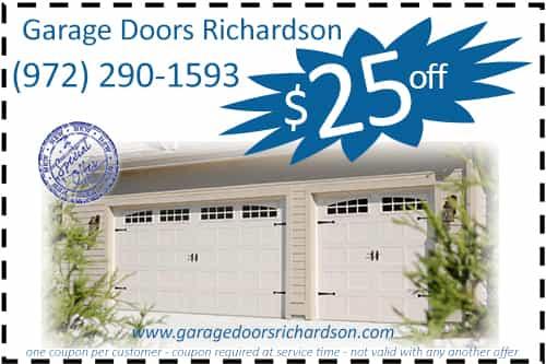 Garage Doors Richardson