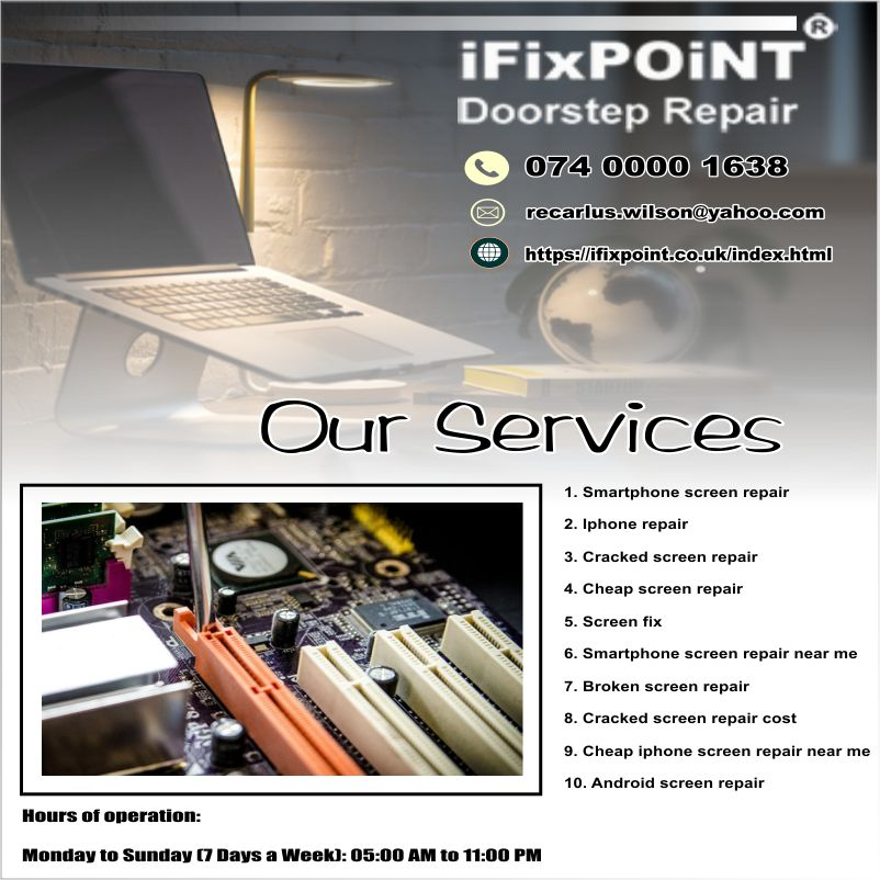 I Fix Point | Iphone Repair