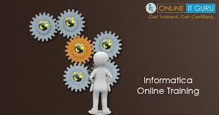 Informatica Online Training | Informatica Online Course