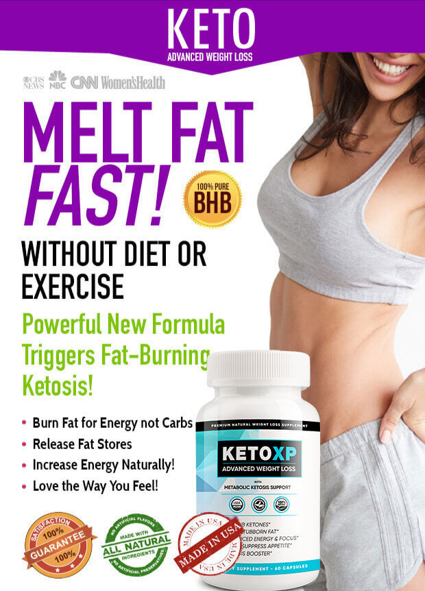 Keto XP Advanced Weight Loss Pills - Does This Keto XP Weight Loss Pill Work?