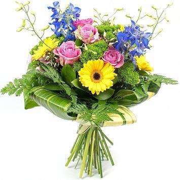Flowers Canary Wharf