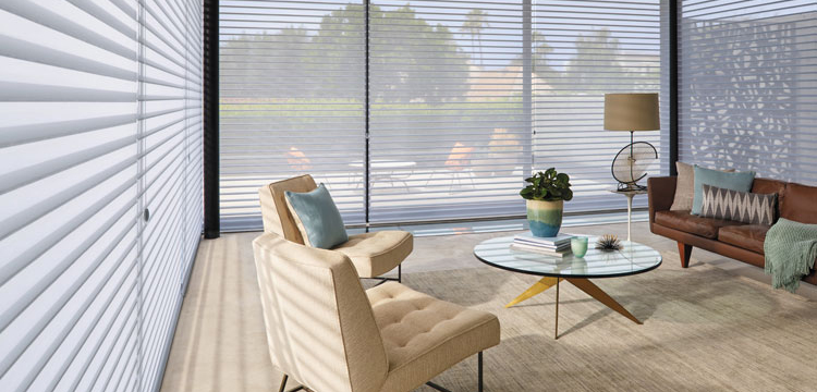 ,Get Modern Architectural Window Blinds/Shades - Hunter Douglas