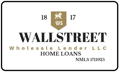 WallStreet Wholesale Lender LLC