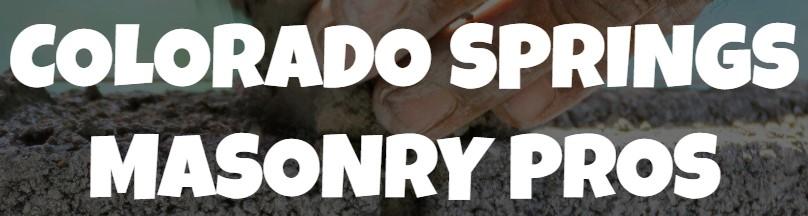 Colorado Springs Masonry Pros
