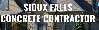 Sioux Falls Concrete Contractor
