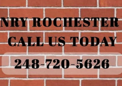 Masonry Rochester Hills