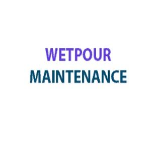 Wetpour Maintenance