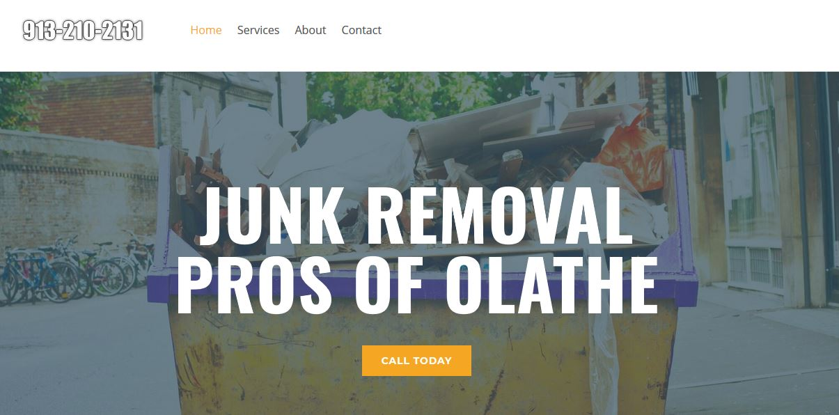 Junk Removal Pros of Olathe