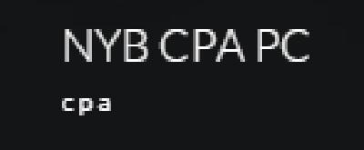 NYB CPA