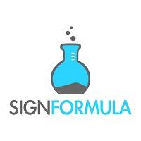 Sign Formula