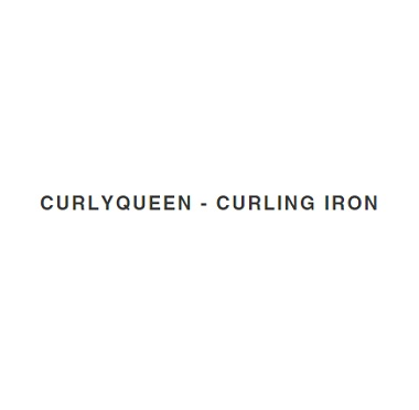 CurlyQueen - Curling Iron