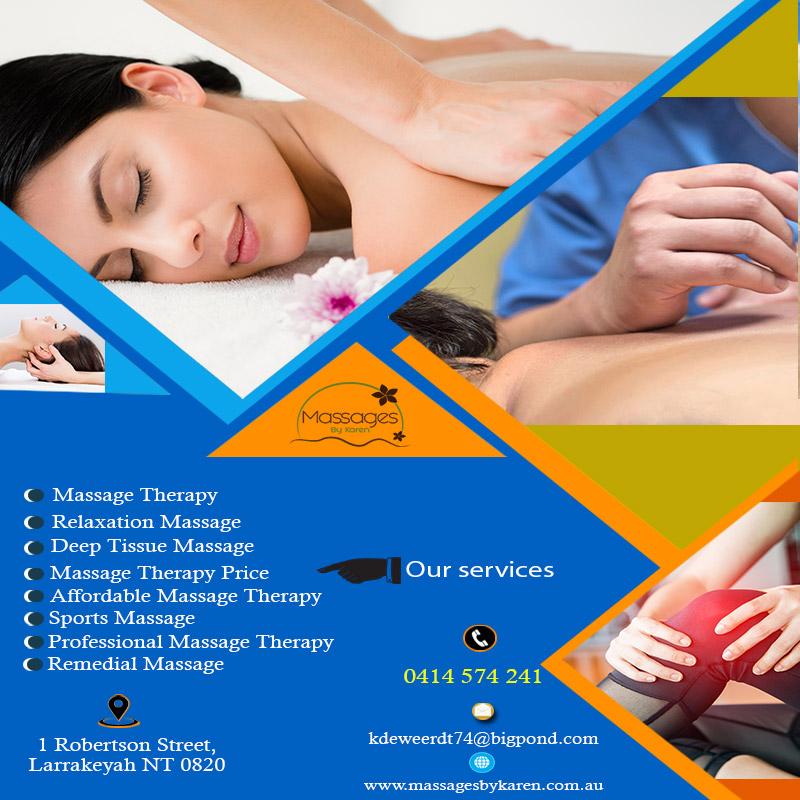 Massages by KAREN
